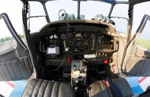 Полет на самолете ЯК 18Т